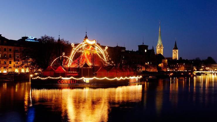 Der Zirkus besucht das Restaurant seit 1992.