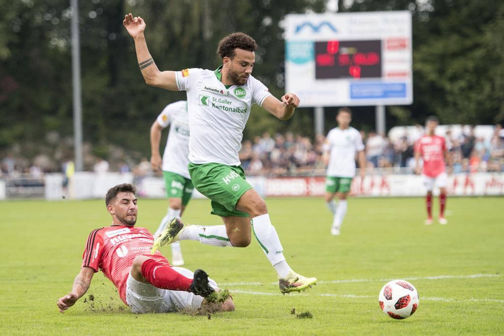 FC Muri - FC St.Gallen