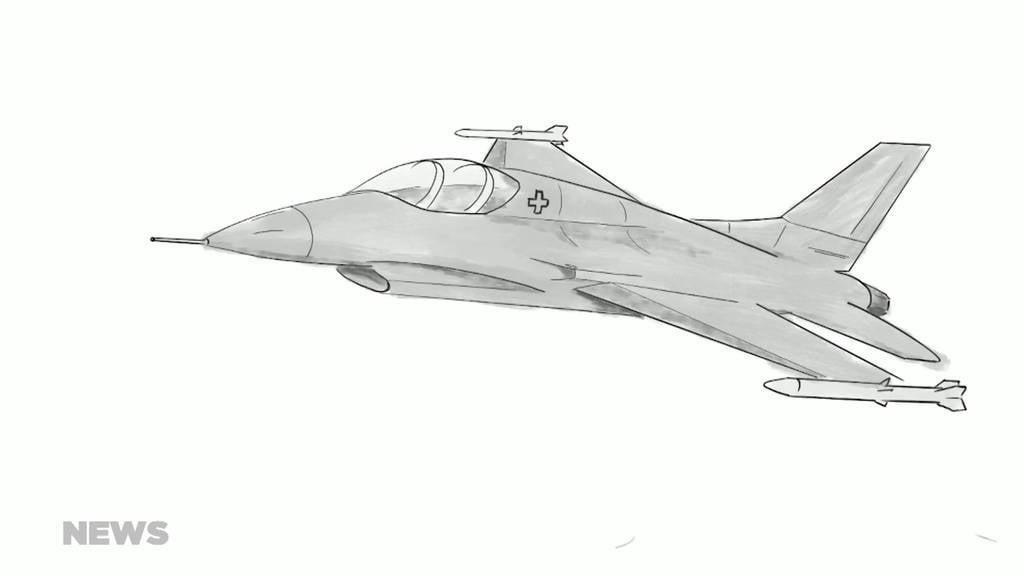 Umstrittene Armeevorlage: Soll die Schweiz neue Kampfjets kaufen?