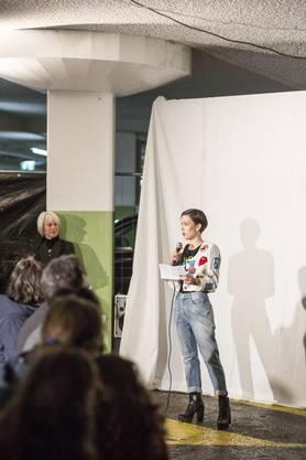 Anlässlich des 30-Jahr-Jubiläums hat das Modegeschäft Oliverio in der Tunnelgarage in Baden eine Modeschau organisiert. Das Geschäft wird seit 30 Jahren von den Inhabern Yolanda und Pino Oliverio geführt.