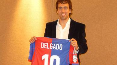 Delgado ist in Basel angekommen.