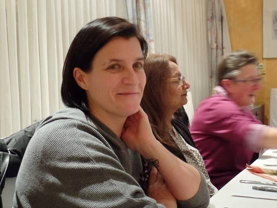 Deborah Matter wurde als neues Vereins- und Vorstandsmitglied im Verein begrüsst.