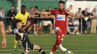 Der FC Baden startet am kommenden Samstag in die neue Saison.