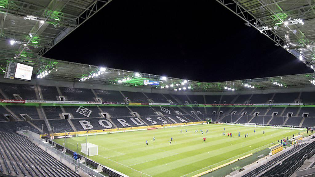 Die Young Boys sind in der kommenden Woche im Borussia-Park in Mönchengladbach zu Gast