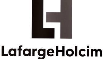 Der Zementkonzern Lafarge-Holcim sieht sich im fusionierten Unternehmen gut unterwegs. (Archivbild)