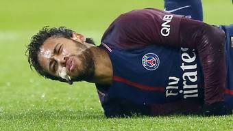 Neymar fällt länger aus als ursprünglich befürchtet