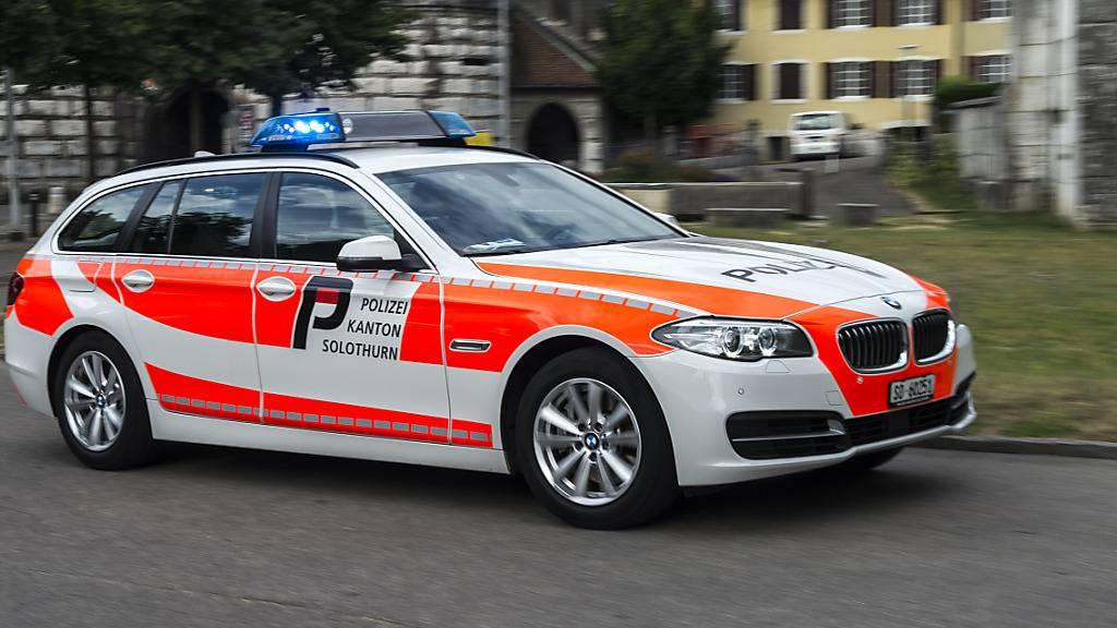 Die Kantonspolizei Solothurn ist zwei mutmasslichen Einbrechern auf die Schliche gekommen. Sie sollen ins Sekretariat der kantonalen SP eingedrungen sein. (Symbolbild)