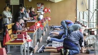 Feldschiessen 2017 in Muttenz