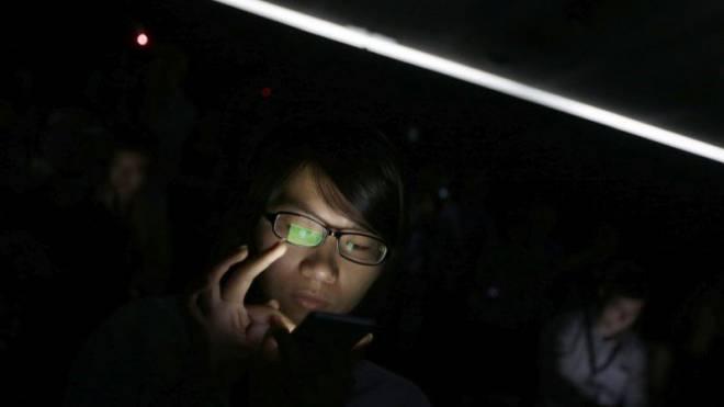 Der Zugang ins westliche Internet wird den Chinesen erschwert. Foto: REUTERS