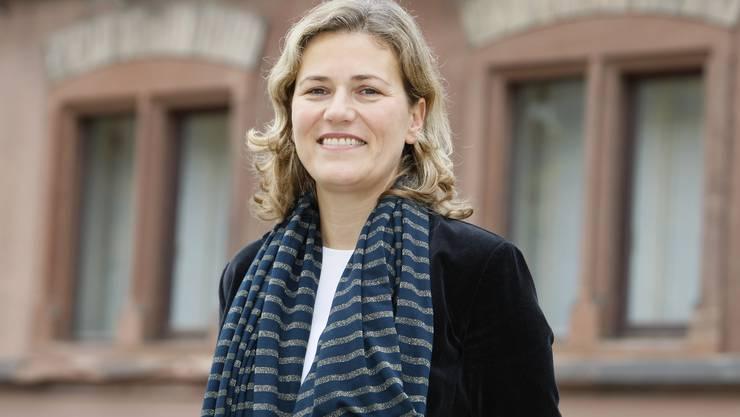 Carena Schlewitt bleibt der Kaserne Basel erhalten. Kenneth Nars
