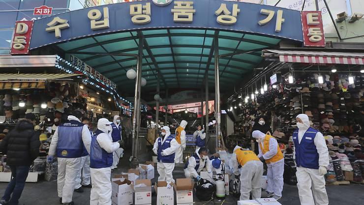 Die Festival Strings Lucerne wären auf ihrer Asien-Tournee auch in Seoul ausgetreten. Wegen des Coronavirus sagten sie die Tournee jedoch ab.