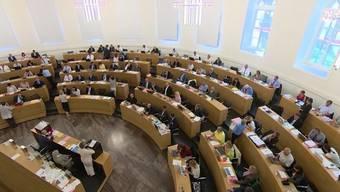Weil die Lehrpersonen als Beamte gelten, ist es ihnen nicht möglich, in den Grossen Rat gewählt zu werden. Die Aargauer CVP will das nun ändern.