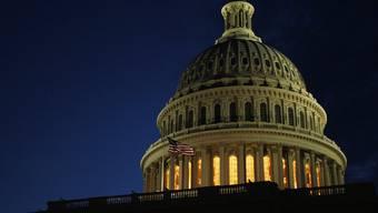 Kuppel des Kapitols, Sitz des US-Kongresses