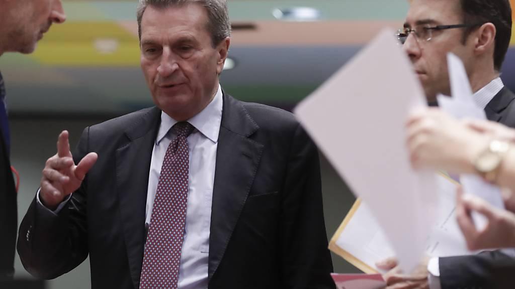 Verhandlungen zum EU-Haushalt 2020 sind vorerst geplatzt