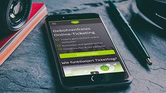 Das gebührenfreie Ticketfrog hat seit dem 1.1.2017  die Ticketing-Aktivitäten von Instahive übernommen.