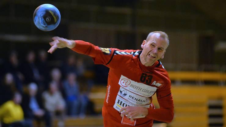 Sandro Sieber. Handball TV Solothurn