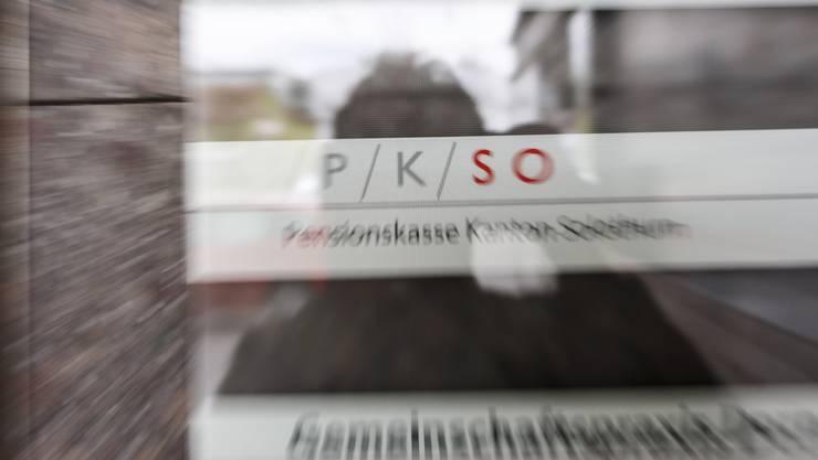 Der Börsensturz im letzten Jahr hat die Pensionskasse Kanton Solothurn erschüttert, aktuell verzeichnet sie aber wieder eine satte Rendite auf ihren Anlagen.