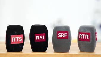 Die SRG bleibt im Visier der Politik. Die zuständige Nationalratskommission hat eine Reihe von Forderungen gestellt. Unter anderem verlangt sie, dass Radio-Spartensender eingestellt werden. (Symbolbild)