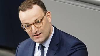Möchte die deutschen Ärzte aus der Schweiz zurück: Deutschlands Gesundheitsminister Jens Spahn.