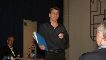 Schulleiter Walter Koch