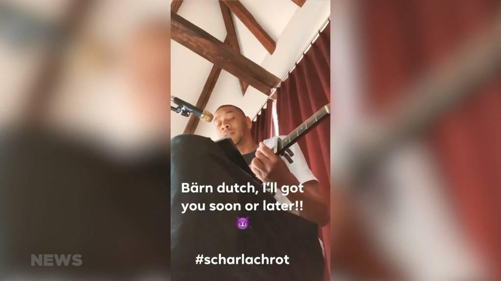 "So schön singt Hoarau ""Scharlachrot"""