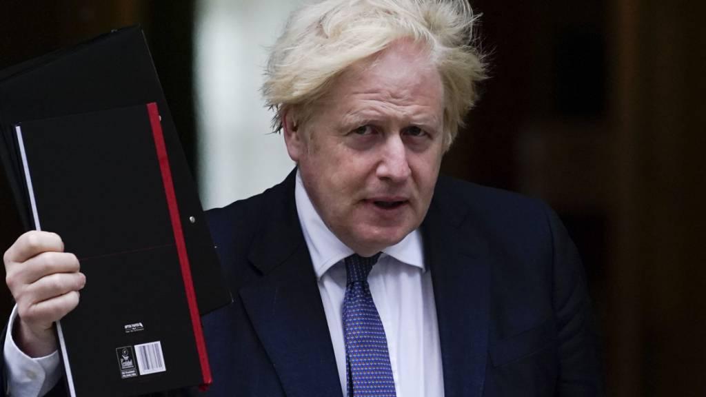 Johnson: G7-Sondergipfel zu Afghanistan am kommenden Dienstag