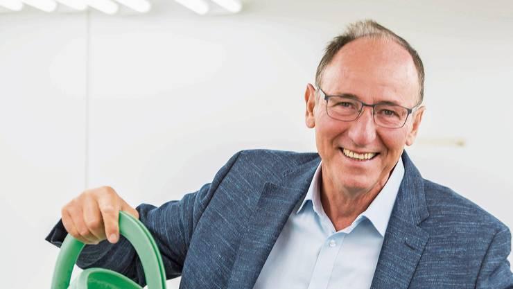 Der ehemalige FiBL-Direktor: Urs Niggli gibt nun auch das Präsidium beim Forschungsinstitut ab.