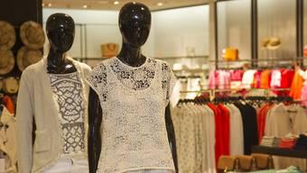 Das Modelabel Zara gibt es ab Herbst auch im Tivoli.