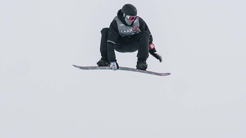 Familiensache Snowboard-Karriere
