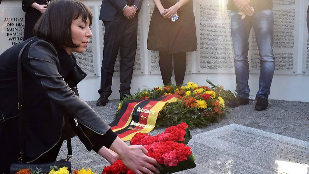 «Echte Lektion der Versöhnung»: Friedhof in Montenegro für gefallene deutsche Soldaten im Zweiten Weltkrieg.