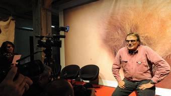 Vergangenes Jahr hatte Oliviero Toscani bereits mit einem Vagina-Kalender das Medieninteresse geweckt (Archiv)