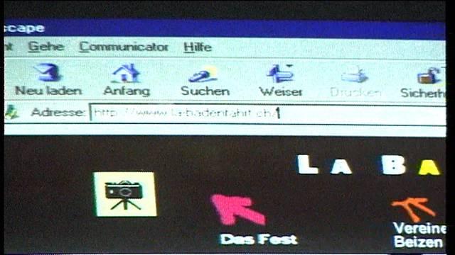 An der Badenfahrt 1997 tobte ein Cyberkrieg