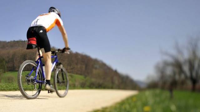 Immer mehr Schweizerinnen und Schweizer bewegen sich mit dem Mountainbike (Symbolbild)