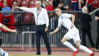 Challandes hat mit Kosovo gute Chancen, um sich für die EM zu qualifizieren.