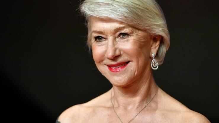 Die britische Schauspieler Helen Mirren wurde als Queen Elisabeth II mit dem Oscar geehrt. Jetzt schlüpft sie schon wieder in die Rolle einer Monarchin: Katharina die Grosse hat ihr allerdings erst Angst gemacht. (Archivbild)