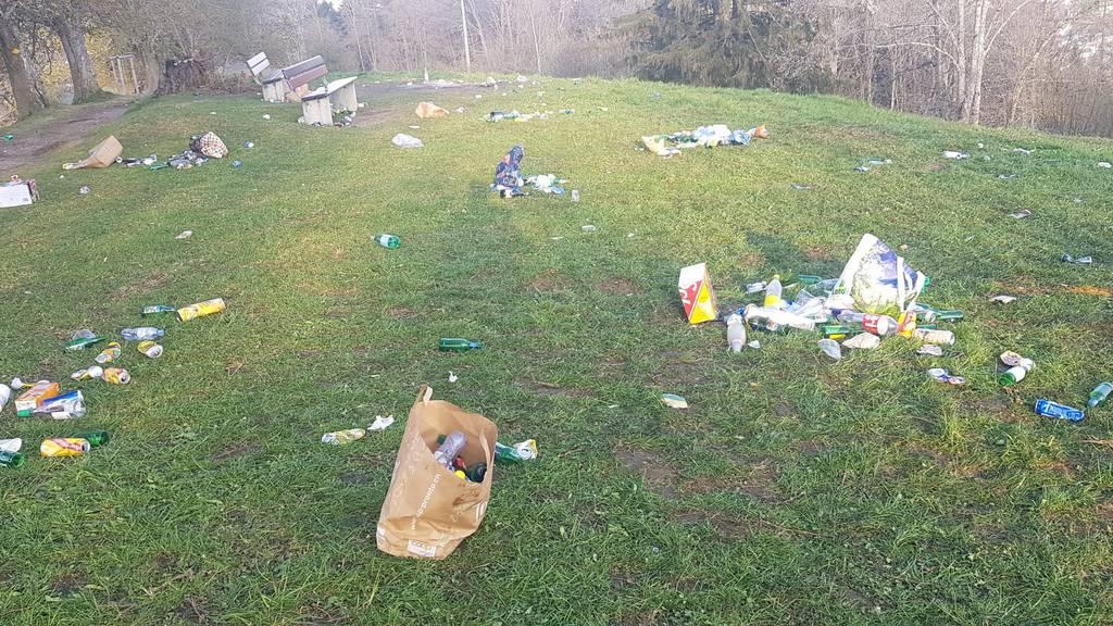 Pächter über Party am Freudenberg: «Es war richtig schlimm»