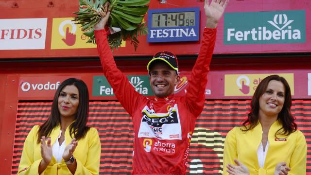 Juan Jose Cobo Sieger der Vuelta 2011