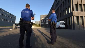 Die Staatsanwaltschaft Baselland – hier das Strafjustizzentrum in Muttenz – beantragt immer mehr Landesverweise. (Archiv)