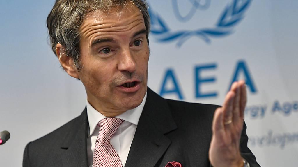 IAEA-Chef in Teheran zu Gesprächen über Atomabkommen und Inspektionen