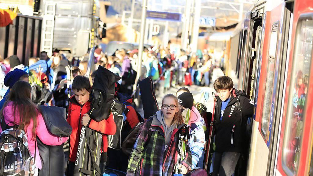 600 Jugendliche aus allen Kantonen der Schweiz nehmen jedes Jahr am Juskila teil.