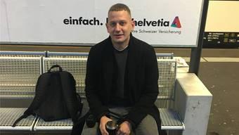 Miro Meier (29), Fachspezialist, aus Aarau.
