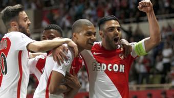Die AS Monaco beseitigte im Nachtragsspiel gegen Saint-Etienne alle Zweifel und feierte den ersten Meistertitel seit 17 Jahren