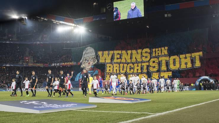 Noch ist der FCB in «seinem» Stadion nur Mieter. Doch das könnte sich bald ändern.