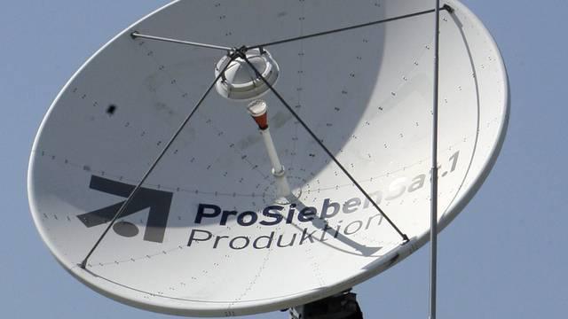ProSiebenSat.1 erzielt wieder ein Rekordergebnis (Archiv)