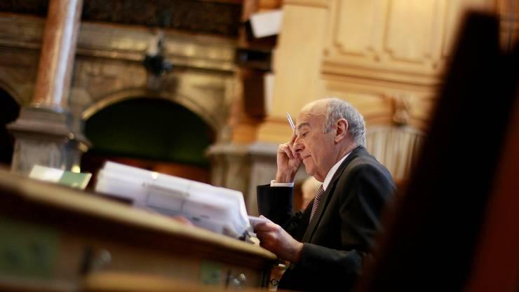 Bundesrat Merz: Gedanken über seinen Rücktritt