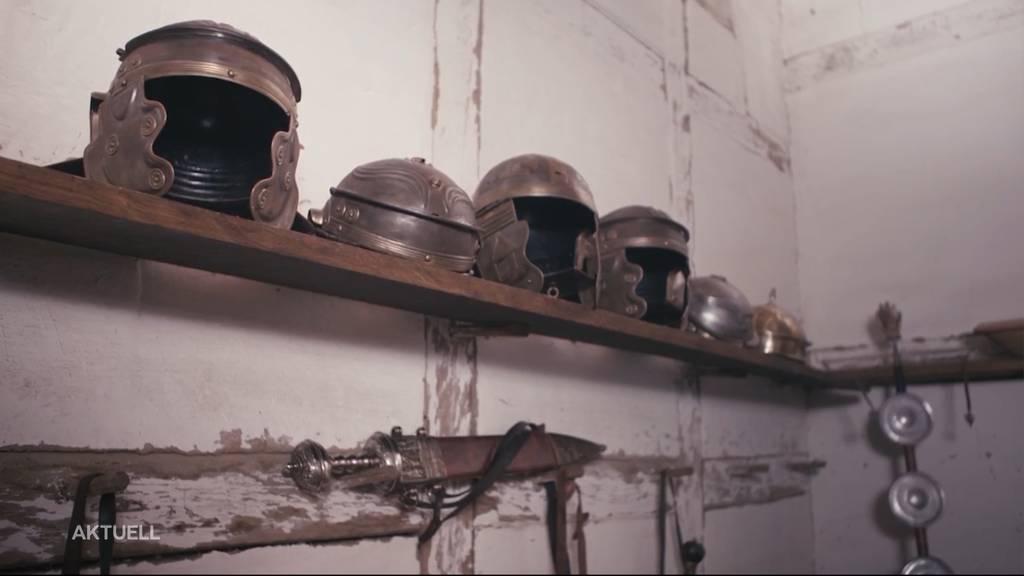Amerikaner wegen Diebstahl historischer Waffen vor Gericht
