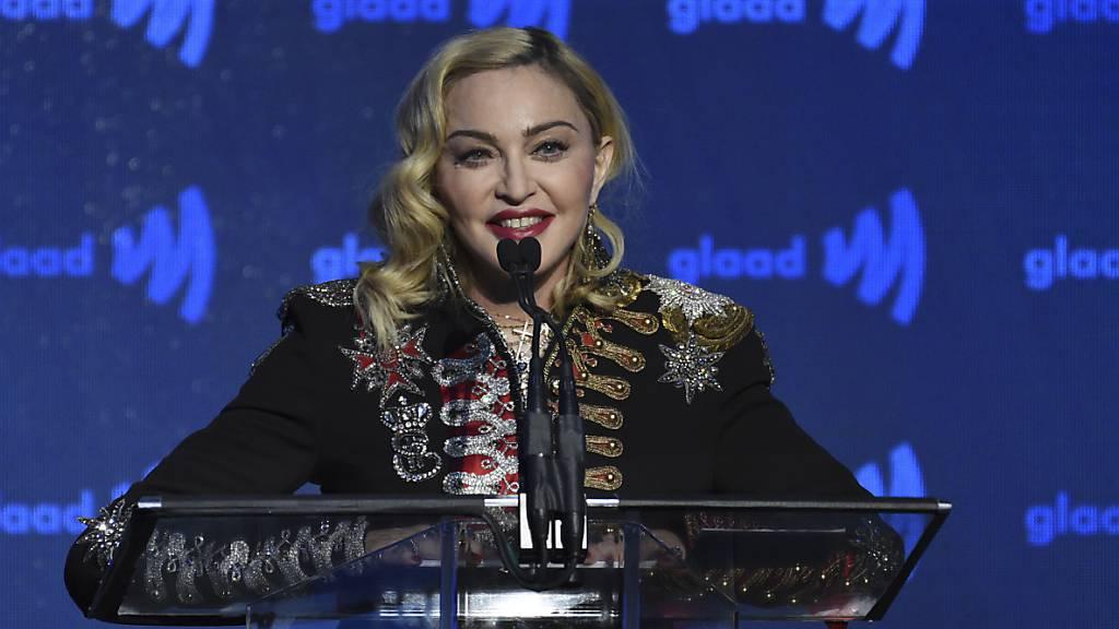 Instagram löscht Coronavirus-Beitrag von Madonna