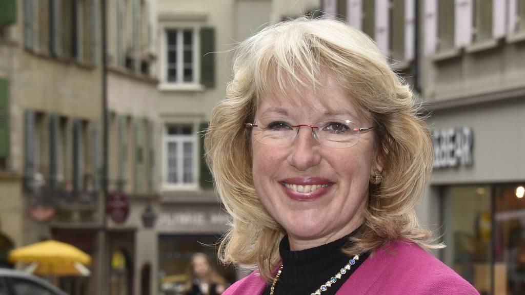 Jacqueline de Quattro will Bundesrätin werden