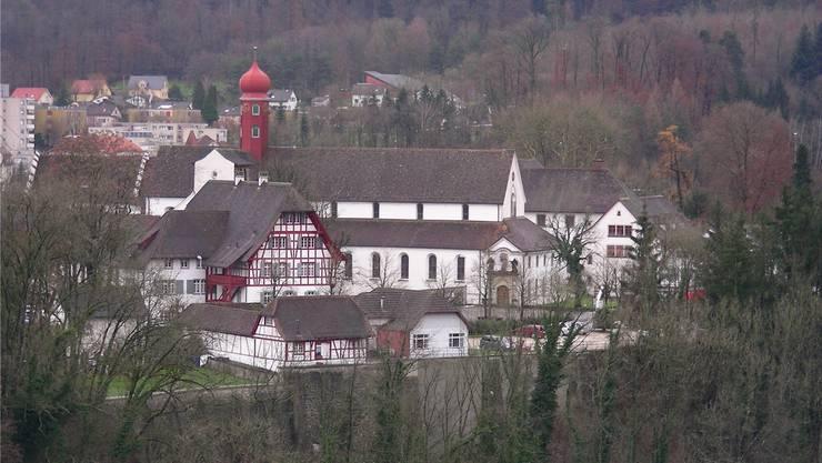 Mit der Sanierung und Aufwertung soll die Klosterhalbinsel verkehrsberuhigt und für neue Besucher erschlossen werden.