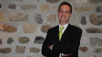 Alexander Fischer ist der neue Direktor des Hotels Du Parc in Baden. zvg